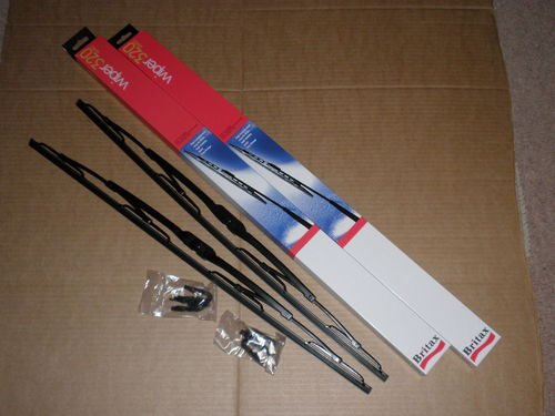 Iveco Wiper Blades x 2 PSV Wipers OE Quality