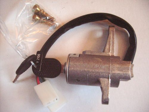 Iveco Ignition Barrel + Keys Genuine