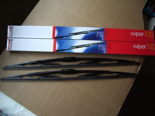 PSV WIPER wiper blades (Pair of) Daf LF45 55