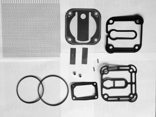 Iveco Tector Compressor Gasket Repair Kit