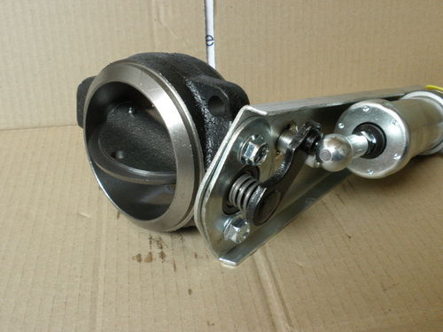 Iveco Eurocargo Engine Exhaust Brake