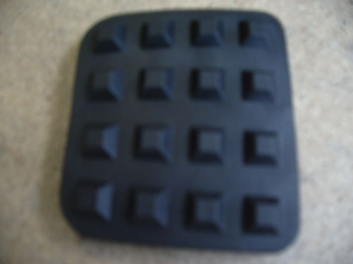 Iveco Pedal rubber pad x 2